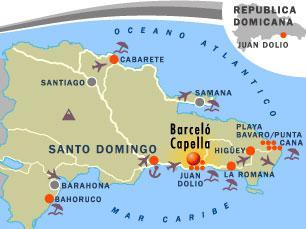 Dominikánská republika - Juan Dolio - BARCELÓ CAPELLA ****