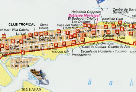 Kuba - VARADERO - CLUB AMIGO TROPICAL ***