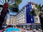 Turecko - Alanya - GOLD HOTEL ***
